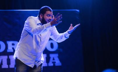 Stand-up de Rodrigo Fernandes, do Jacaré Banguela, chega a Goiânia