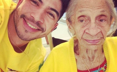 Morre vó Adelina, a avó com Alzheimer que encantou a internet