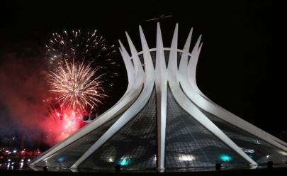 Confira o que abre e o que fecha no Réveillon em Brasília