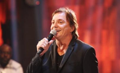 Fábio Jr. faz show em Goiânia