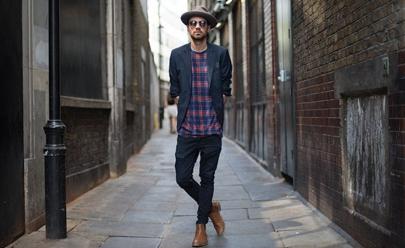 Descubra quais são as tendências para os looks masculinos de frio em 2016