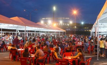 Feira Serra Dourada é o novo point para o happy hour de sexta-feira em Goiânia