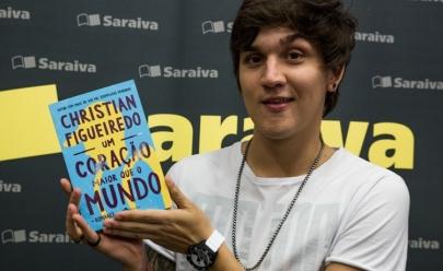 Com mais de 1 bilhão de visualizações, youtuber Christian Figueiredo lança novo livro em Brasília