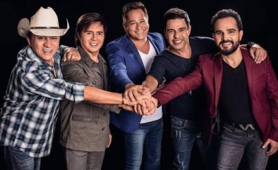 Uberlândia recebe turnê 'Amigos - 20 anos' com Chitãozinho & Xororó, Leonardo e Zezé Di Camargo & Luciano
