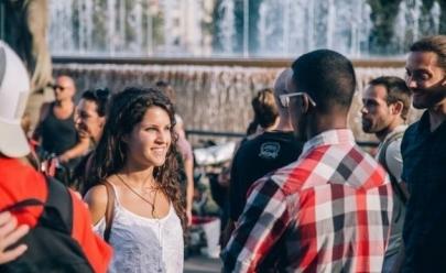 Goiânia sedia evento mundial baseado em troca de olhares