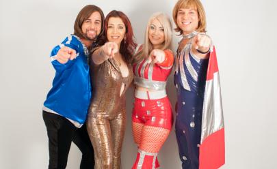 Melhor show em tributo ao ABBA da América Latina, 'The History' chega a Goiânia