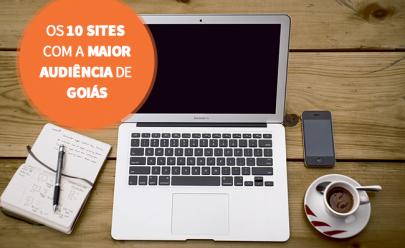 Os 10 sites mais acessados e influentes de Goiás