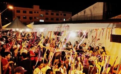 Evento fecha beco e sacode Anápolis com muito samba e alegria
