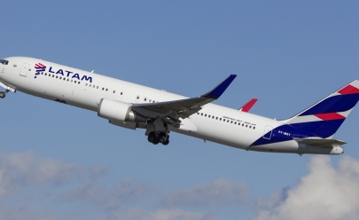 Latam anuncia voos extras para Brasília na alta temporada