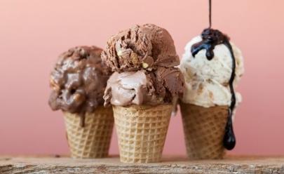 Festival de sorvete por apenas R$ 8, à vontade, neste domingo