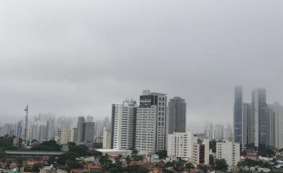Frente fria chega a Goiânia com neblina e baixa temperatura