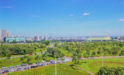Sensação térmica em Goiânia chegou a 5ºC e frio deve continuar na cidade