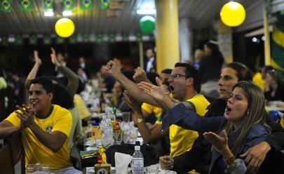 Bares em Goiânia que vão transmitir jogo da Copa América: Brasil x Argentina