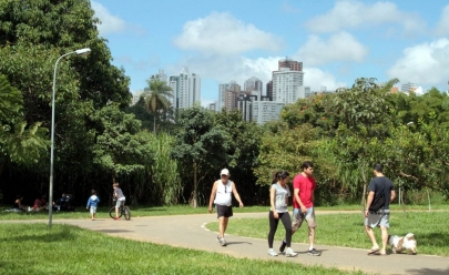 Nova área do parque de Águas Claras será aberta aos frequentadores