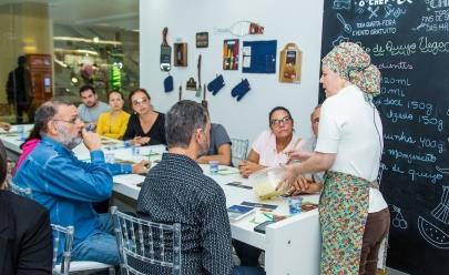 Shopping de Brasília oferece aulas gastronômicas gratuitas