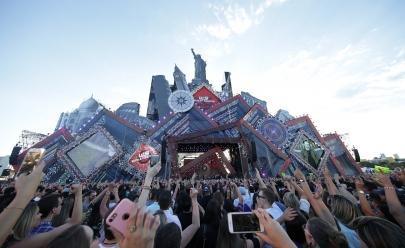 Confira programação de shows já confirmados do Villa Mix Festival Goiânia 2018