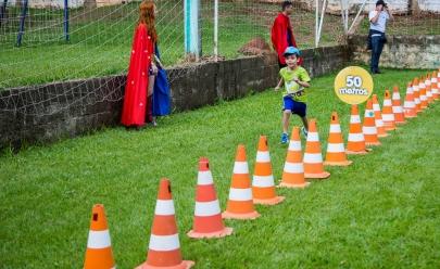 Goiânia recebe nova edição da Corrida Opus Kids 2018
