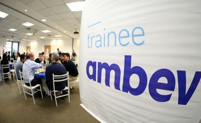 Ambev abre inscrições para programa de trainee 2018 com salário inicial de R$ 5.800