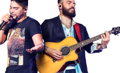 Dupla Jorge e Mateus é confirmada no Aparecida é Show
