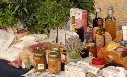 Feira de produtos orgânicos é opção no fim de semana com entrada gratuita