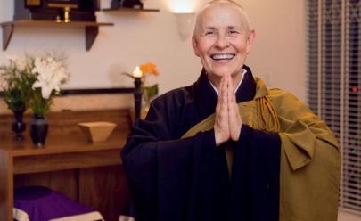 Monja Coen traz à Goiânia palestra sobre os caminhos para inteligência espiritual