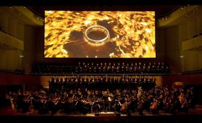 Goiânia recebe concerto oficial de Senhor dos Anéis