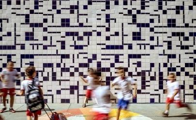 Galeria em Brasília inaugura espaço com exposição em homenagem a Athos Bulcão