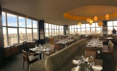 Goiânia ganha primeiro restaurante rooftop a 190 metros de altura