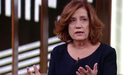 Miriam Leitão publica texto com fortes críticas ao Governo Bolsonaro