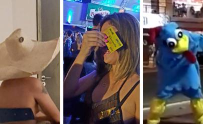 10 flagras hilários de 2017 que só poderiam ter acontecido em Goiás