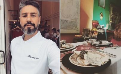 Renomado chef goiano Fredd Flammarion promove brunch em Goiânia
