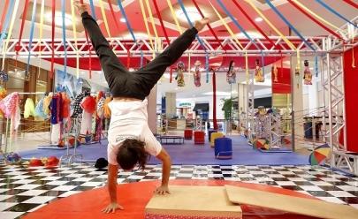 Circo Tangolangomango chega a Brasília com entrada gratuita e atividades para estimular a criançada