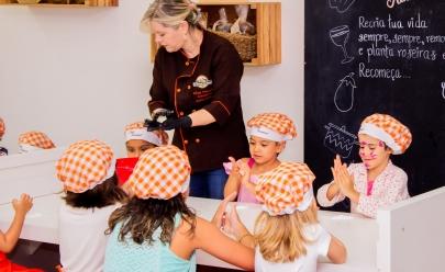 Shopping em Brasília promove oficinas gastronômicas para adultos e crianças em fevereiro
