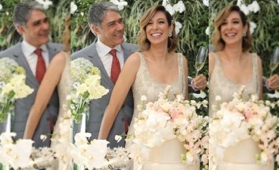William Bonner se casou em segredo neste sábado