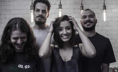 Banda goiana traz sucessos internacionais para a capital