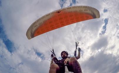 Descubra como é voar de Parapente e sentir a adrenalina do alto em Goiás