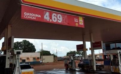 Preço dos combustíveis em Goiânia vira caso de polícia