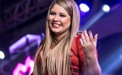 Marília Mendonça faz show em Anápolis