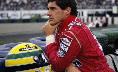 Goiânia recebe exposição inédita sobre Ayrton Senna com entrada gratuita