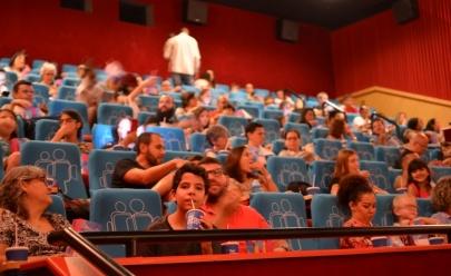 Shopping em Brasília recebe sessão adaptada de cinema para crianças