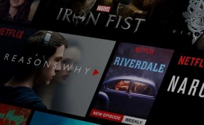 Netflix divulga as séries mais populares no Brasil