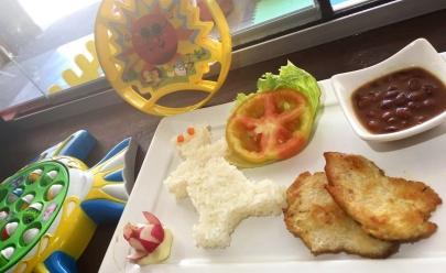 No Dito Bem Dito a criançada almoça de graça nas férias
