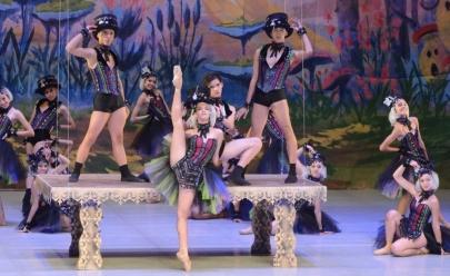 Espetáculo 'Alice no País das Maravilhas' acontece nesta quarta-feira em Goiânia
