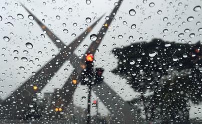 Goiânia terá semana de tempo nublado e chuva intensa