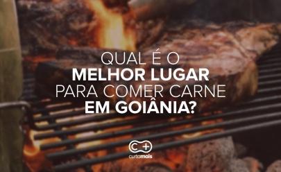 Enquete: Qual é o melhor lugar para comer carne em Goiânia?