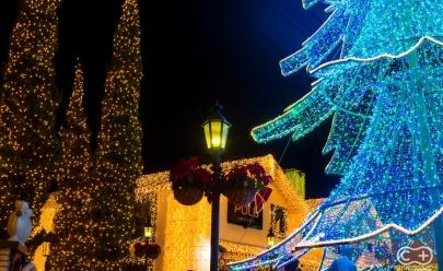 7 decorações em Goiânia que vão te fazer acreditar na magia do Natal