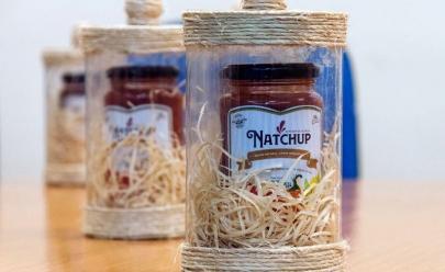 Ketchup brasileiro à base de acerola, abóbora e beterraba ganha prêmio em Paris