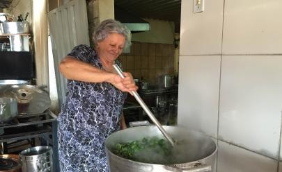 Dona Lourdes e seu Restaurante Popular: inspiração e sucesso em tempos de crise