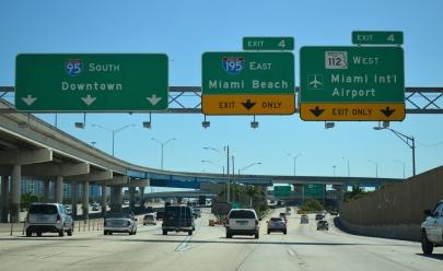 Miami pra quem tem só 1 dia e quer visitar 3 pontos turístico