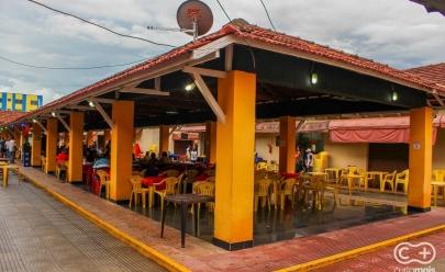 Happy hour com música ao vivo e entrada gratuita acontece no Mercado Popular da 74 em Goiânia